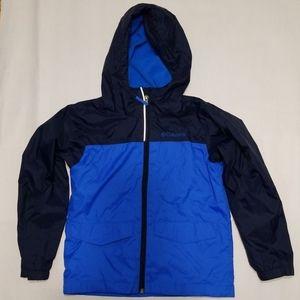 Columbia boys spring summer jacket XS Sz 6/7
